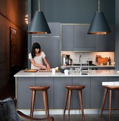 Como integrar a cozinha com a sala