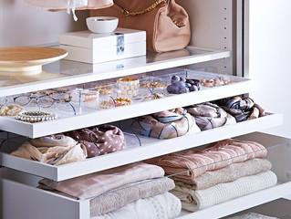 Closet- Para todos os tamanhos e estilos