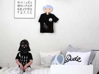 Quarto de criança - Espaços criativos