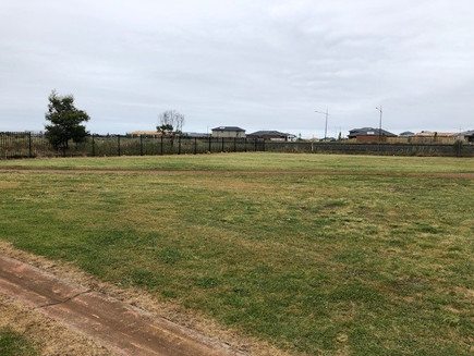 Ian Cowie Reserve - potential site