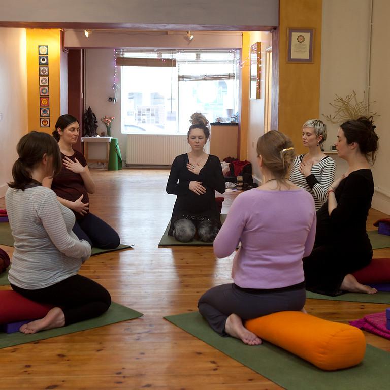 Prenatal Yoga Support Circle