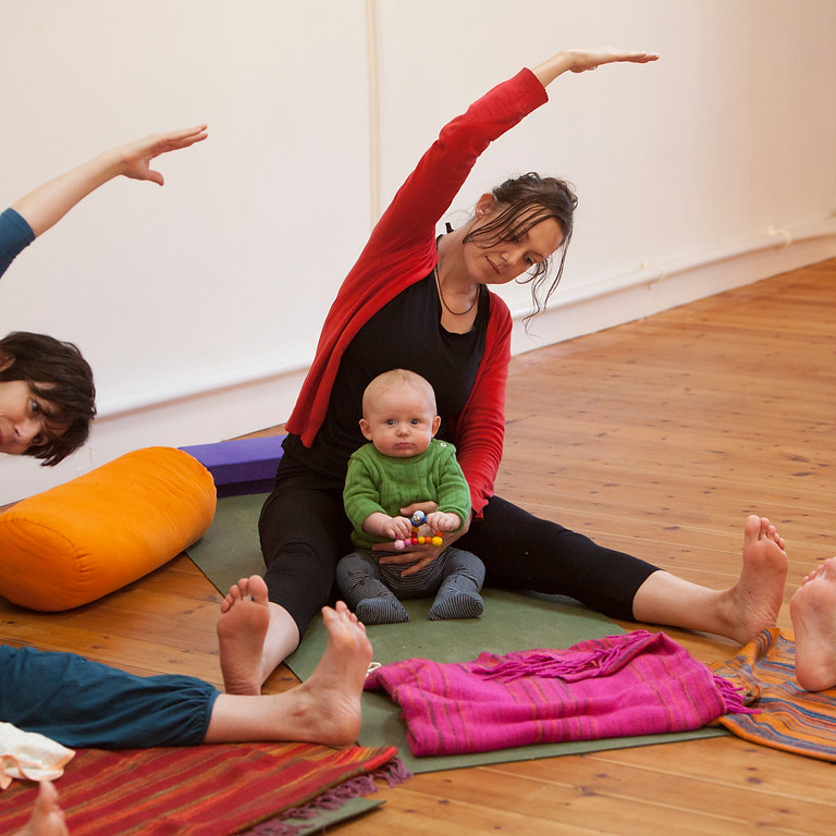Mothers and Movers Yoga Support Circle