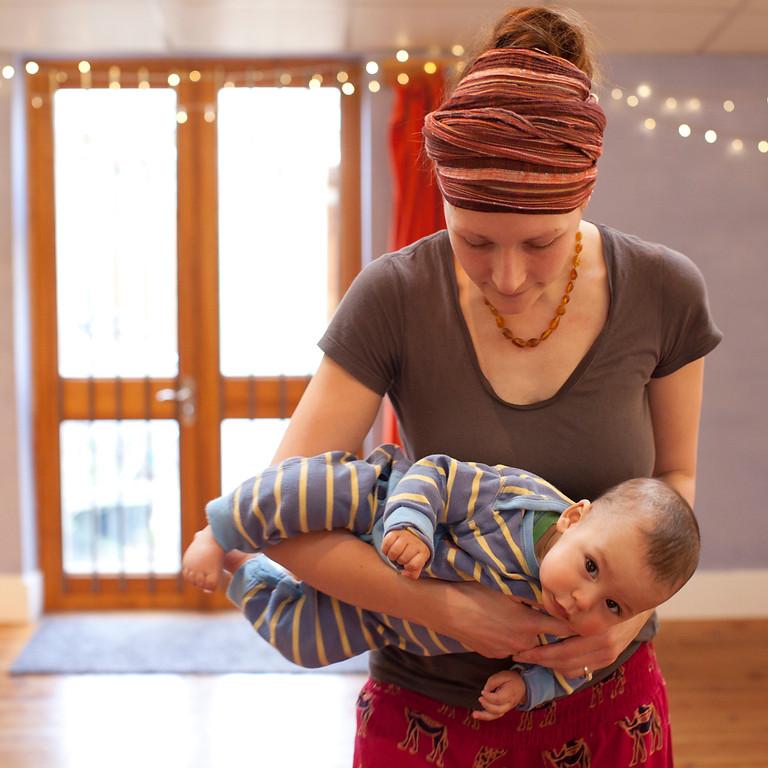 Mum and Baby Yoga Support Circle