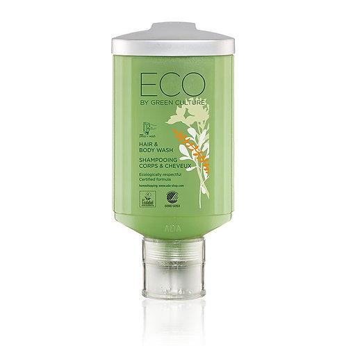 ECO 植物生態 擠壓瓶 洗沐雙效
