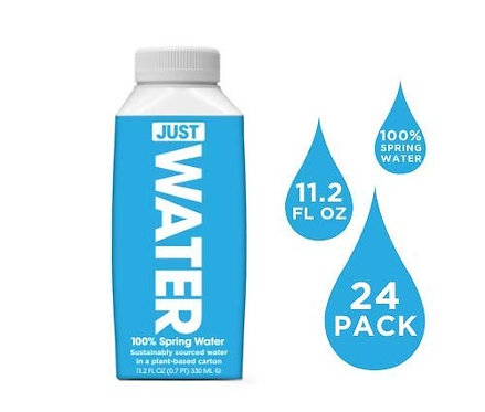 JUST WATER 100%泉水