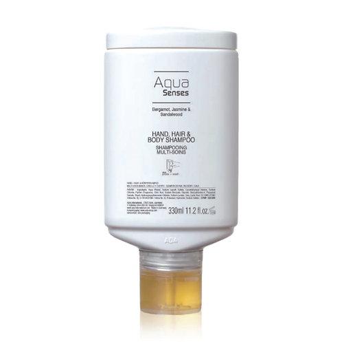 Aqua 擠壓瓶 身體乳