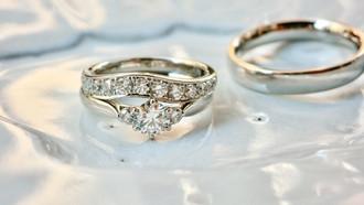 オーダーメイドで作りたい!贅沢が詰まった結婚指輪