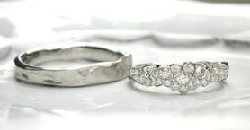 一目惚れ!すずらんの結婚指輪