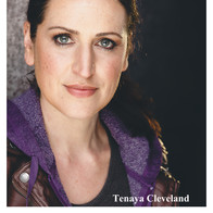 Tenaya Cleveland Theatrical Headshot