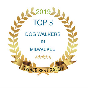 Milwaukee Pet Services recognized as a top three pet-sitting company in Milwaukee, WI