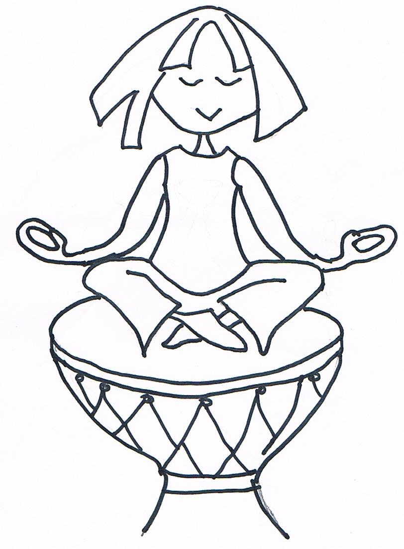 Drum Yoga