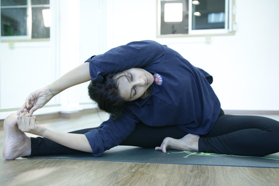What does Yoga means to me?