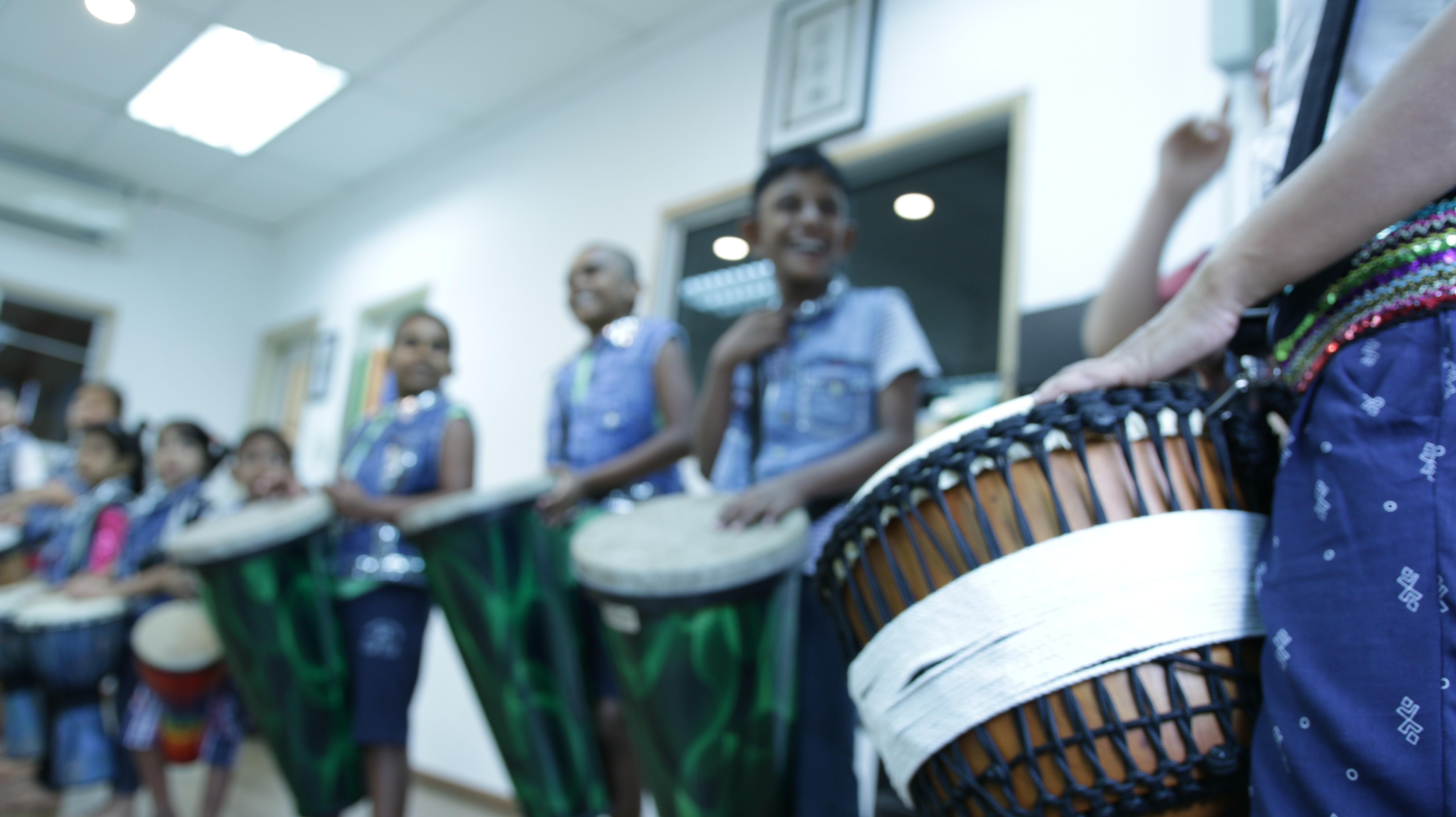 Drum Prodigy Inclusive Ensemble