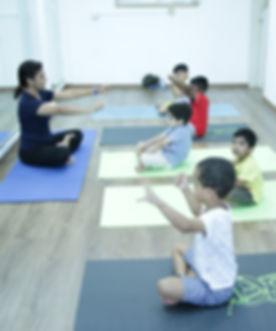 yoga for kids singapore