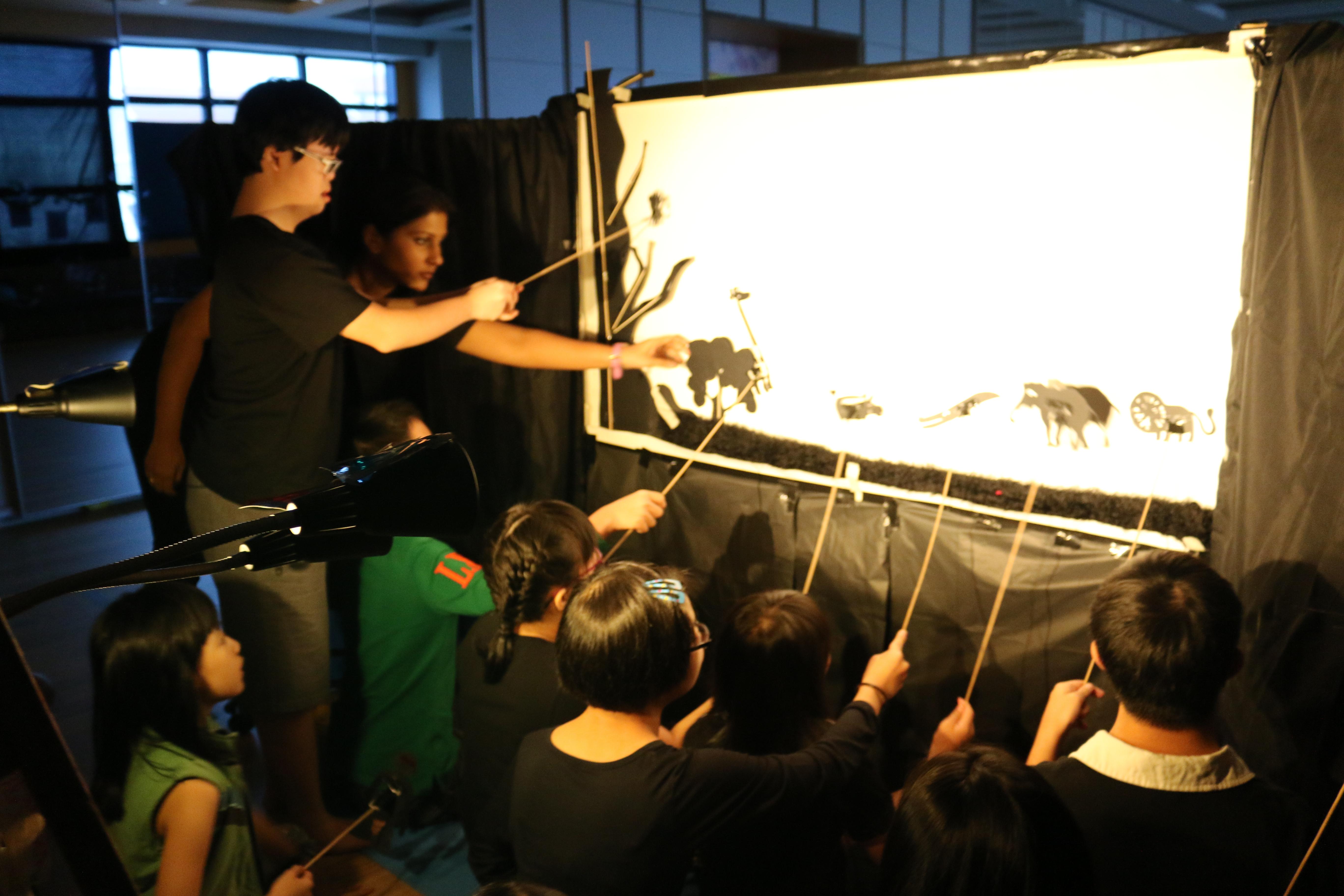 Arts Explore Workshops