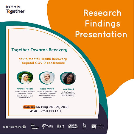 Together Towards Rcovery