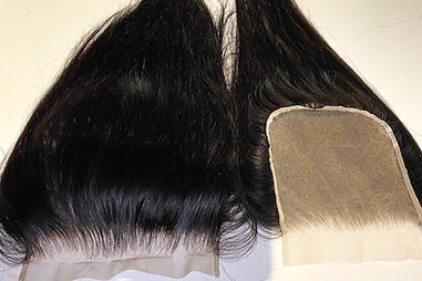 Feather (straight 5by5) CLOSURES