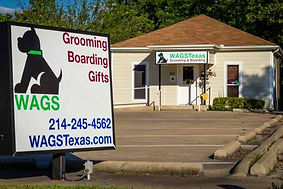 WAGS Texas Forney Dog Grooming, Boarding and Dog Gifts