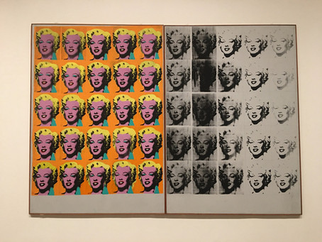 Warhol @ Tate: A Photo Story