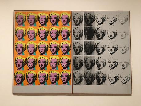 Warhol @ Tate: A Photo Story