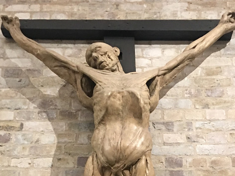 Anatomical Crucifixion