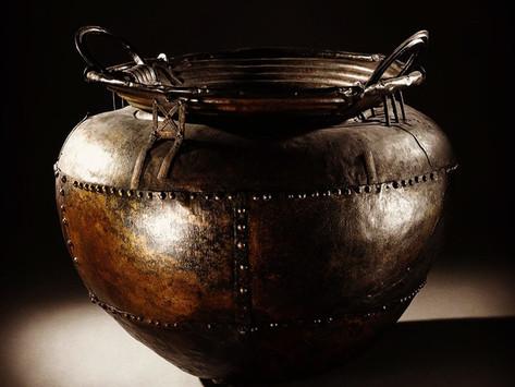 The mysterious Battersea Cauldron
