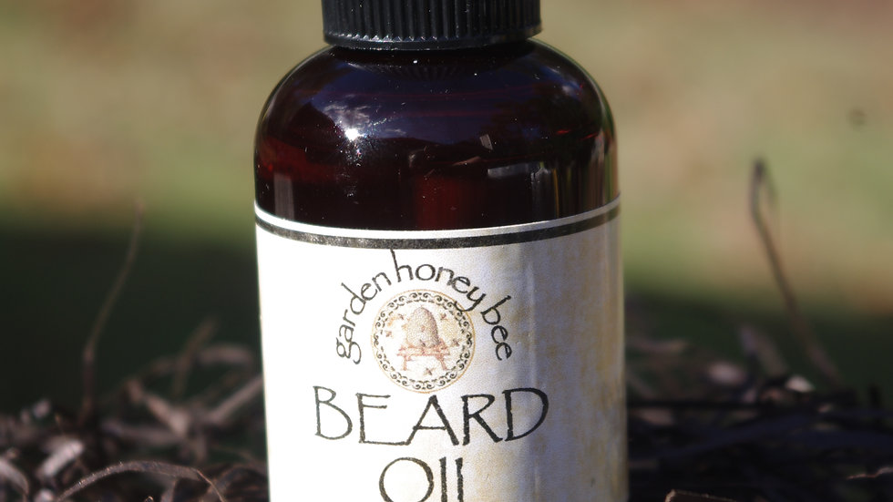 Beard Oil 2 ounce