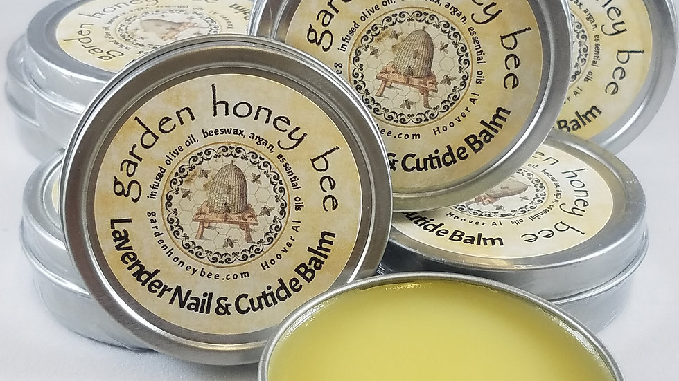 Nail & Cuticle Balm