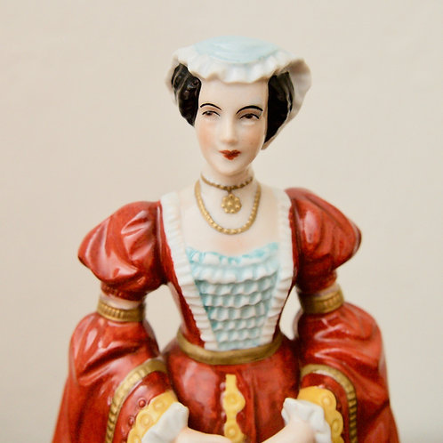 Sitzendorf German figurine