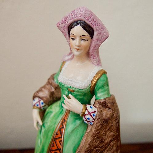 Sitzendorf figurine