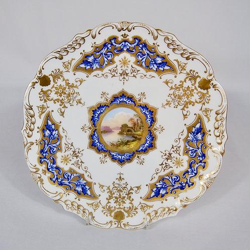 Coalport dessert plate