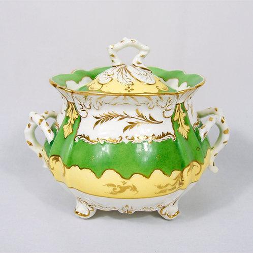 English porcelain Rockingham