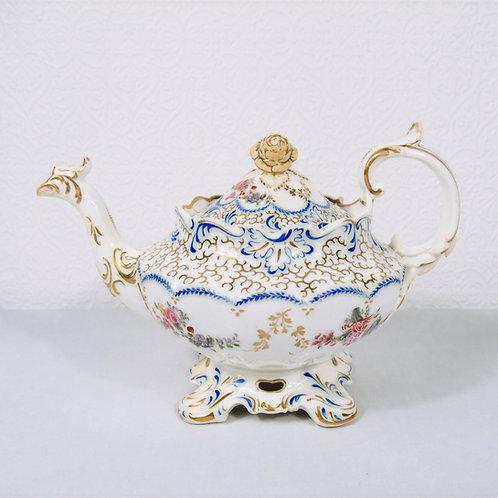 H&R Daniel teapot First Bell
