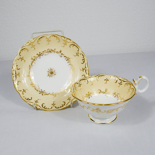 Coalport cup and saucer in Adelaide shape