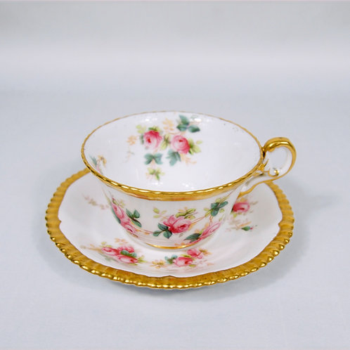 Spode Copeland teacup & saucer