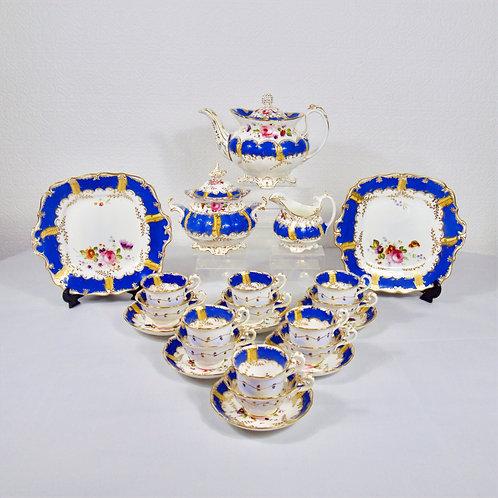 Coalport Rococo Tea Set