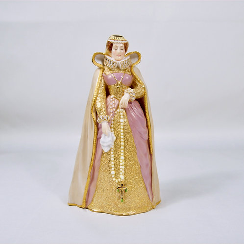 Royal Worcester figurine Mary Queen of Scots