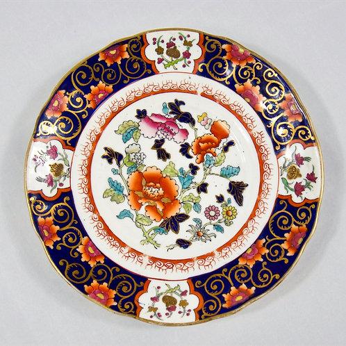 Mason's Ironstone dessert plate