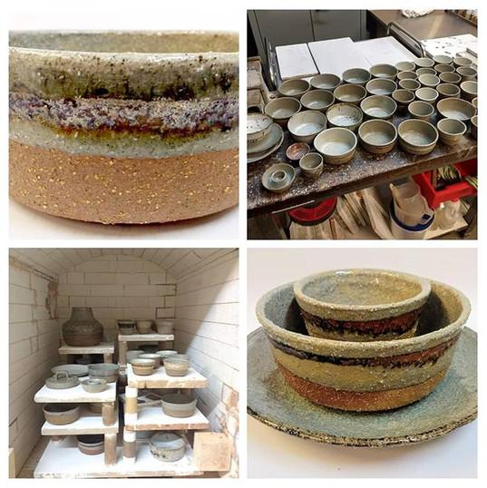 Ceramics - Reduction Firing
