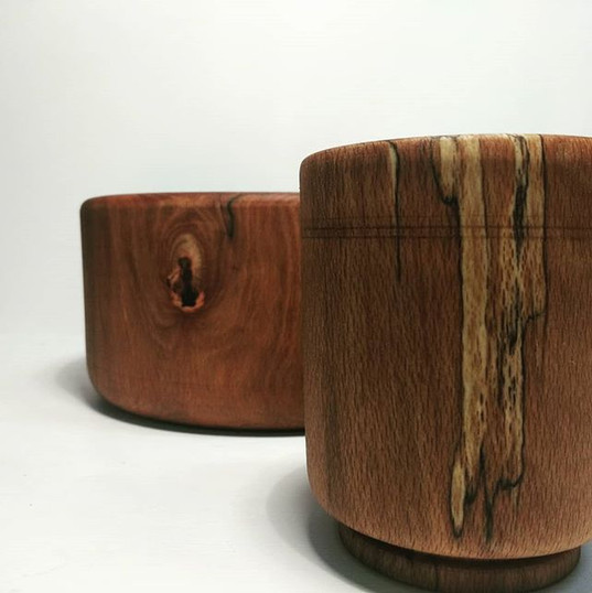 Lathe - Bowl and Cup