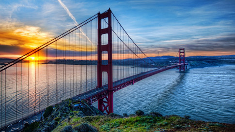 Golden Gate, San Francisco (USA)