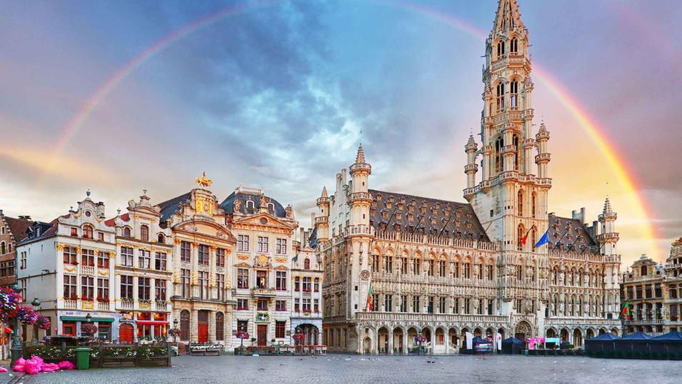 Brussels & Neerpelt, Belgium