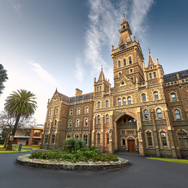 Study Tour _ University of Melbourne