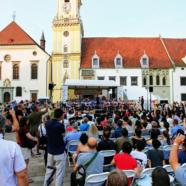 International Youth Music Festival Bratislava