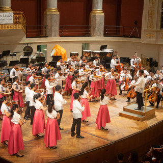 SCL International Youth Music Fest.