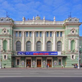 "International Festival of Choral Art ""Singing World"""