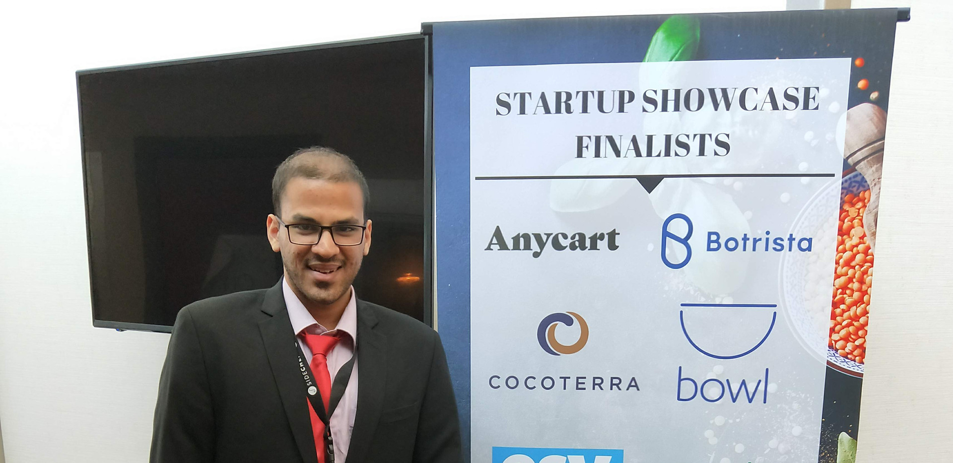 Anrich3D among the 12 finalists!
