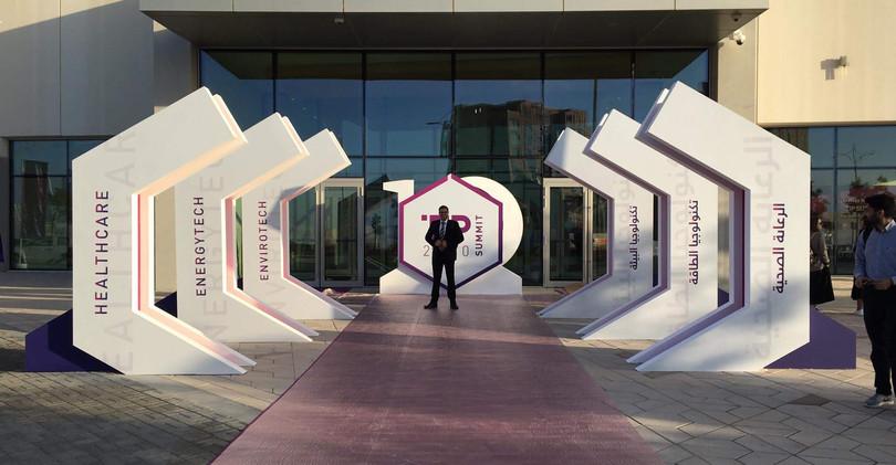 TIP Summit entrance