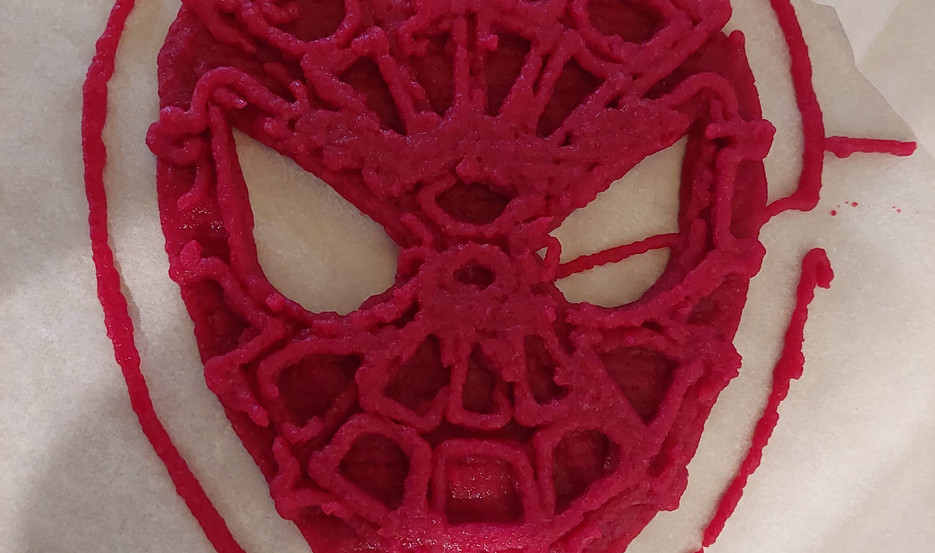 spiderman mask tighter webbing