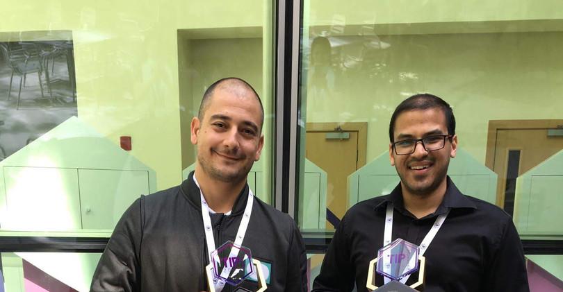 Nuno (Surgeonmate) and Anirudh (Anrich3D)